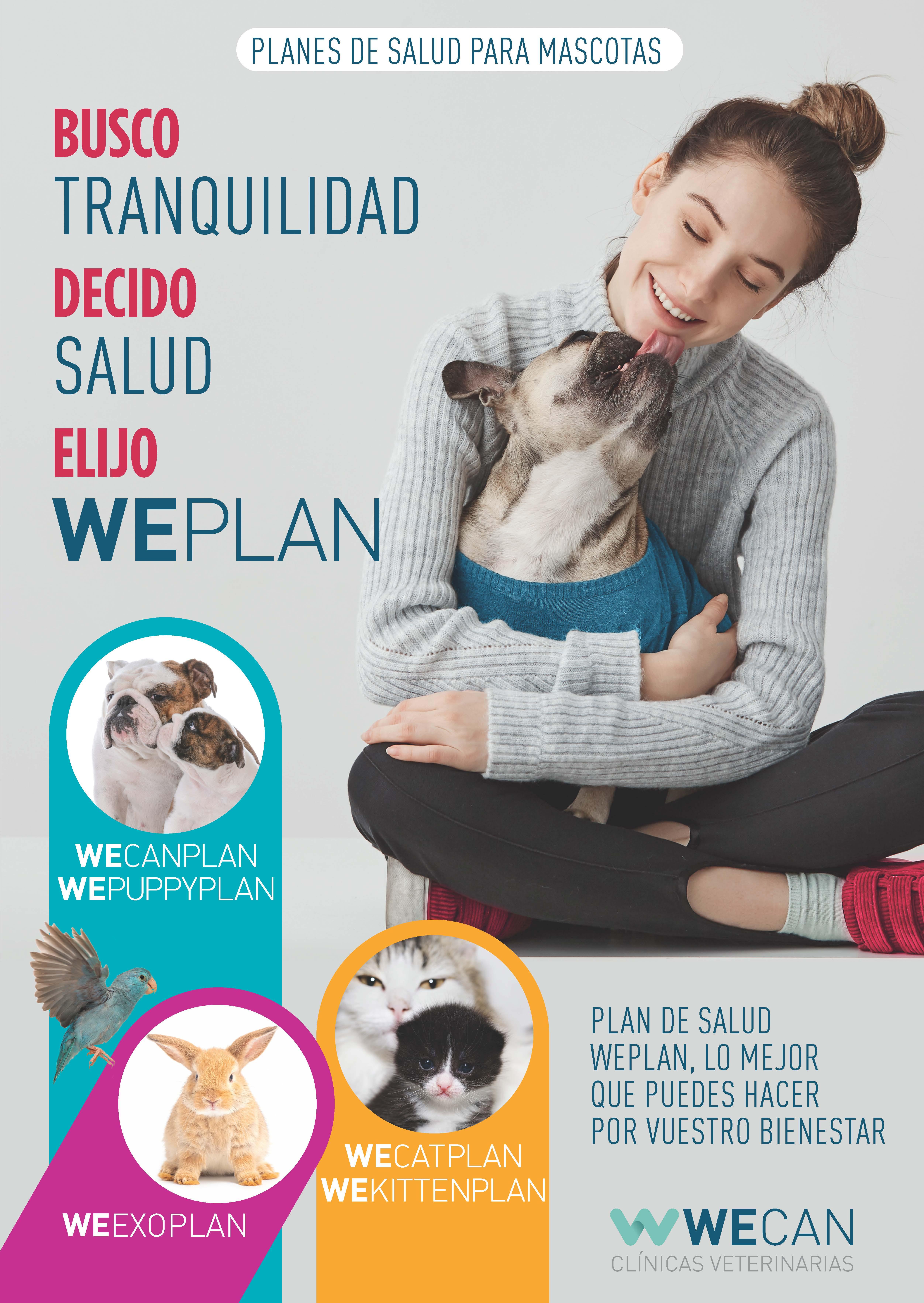 Llegó la Campaña de los Planes de Salud WePlan